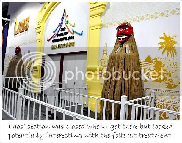 Laos Pavilion