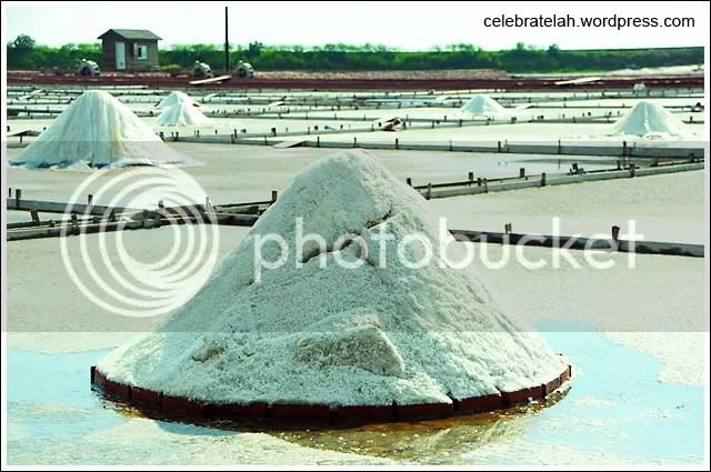井仔脚瓦盤盐田, Salt Farm, Jing Zai Jiao Wa Pan Yan Tian