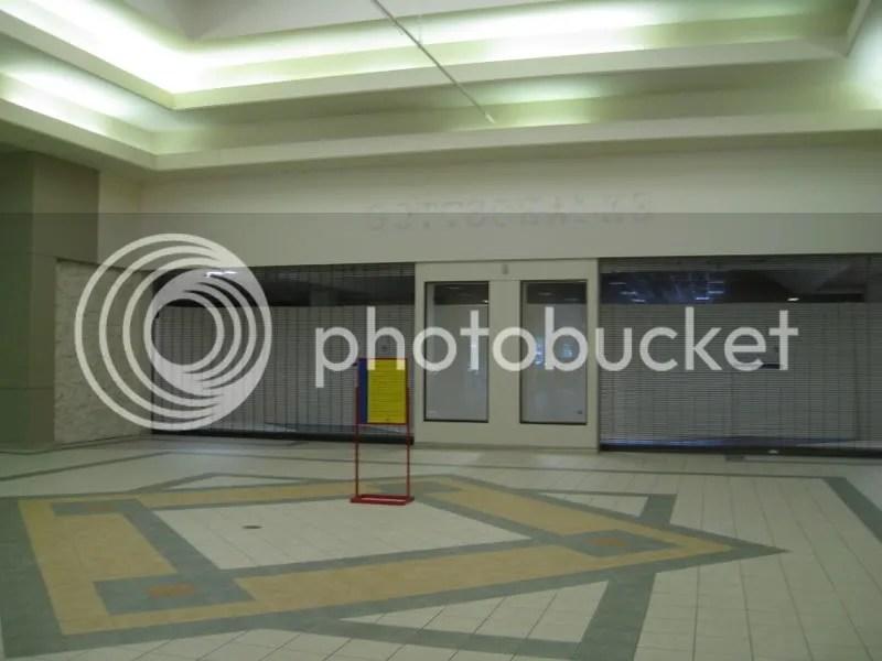 The former Gottschalks storefront