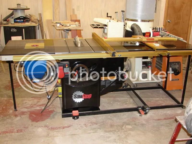 Bench Dog Promax Sawstop