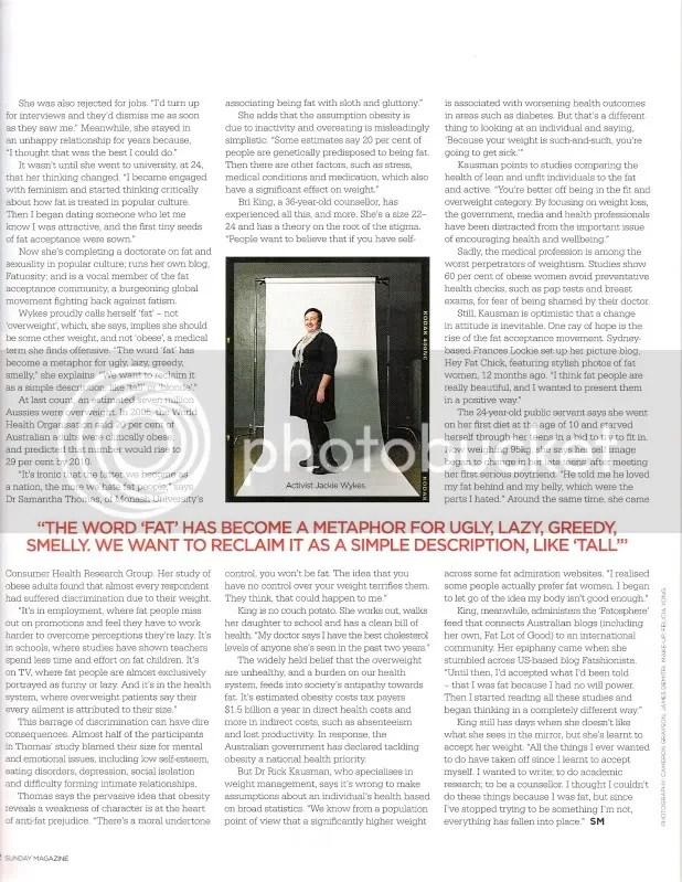 Sunday Magazine, page 2