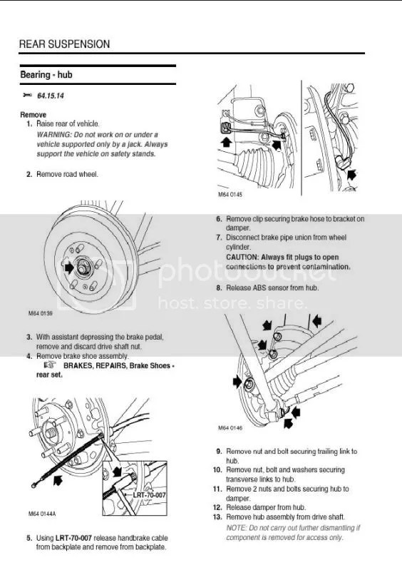 Anyone Have a Landrover Freelander Haynes Manual