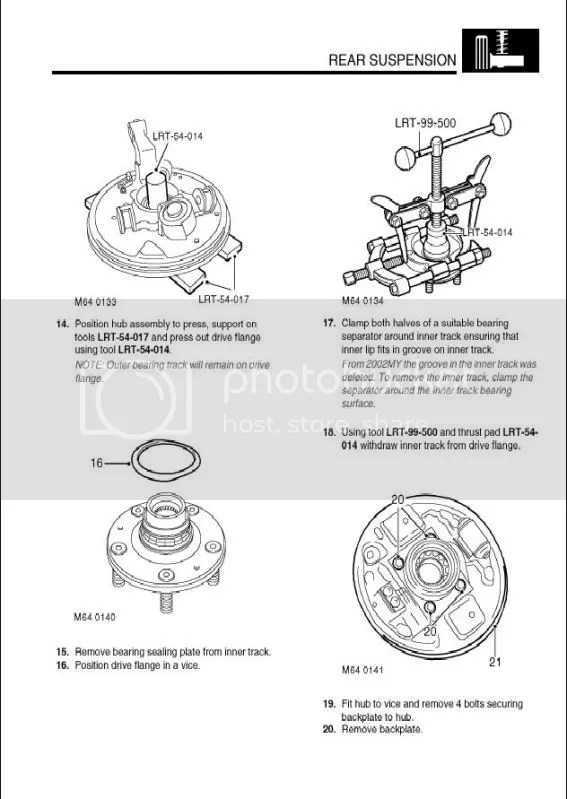 land rover freelander repair manual