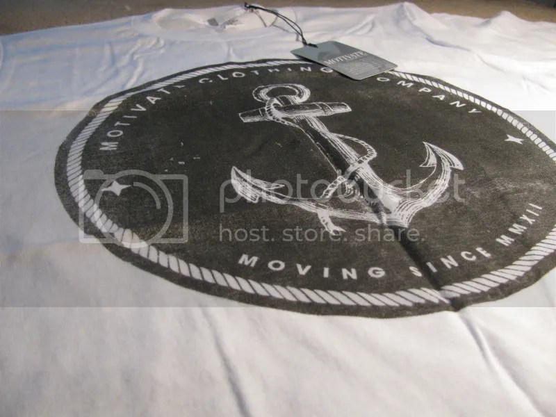 Motivate Clothing Tee