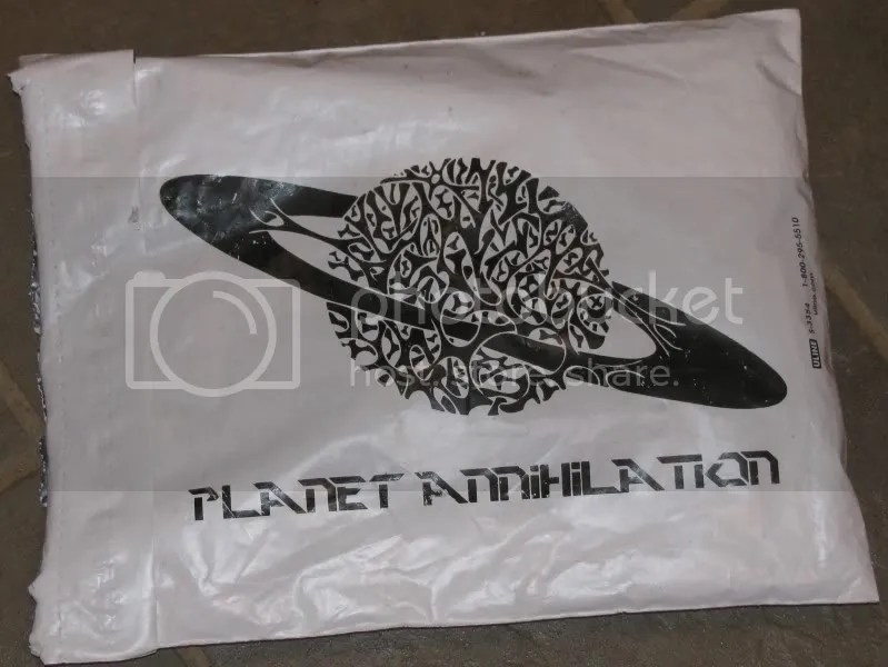 Planet Annihilation Packaging