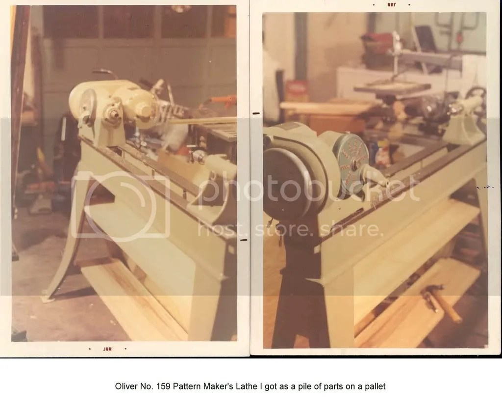Conover Lathe Parts