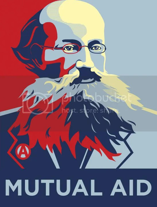 kropotkin mutual aid%252bposter Pictures, Images and Photos