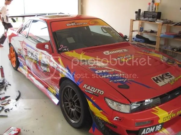 HKS Hiper Silvia S13
