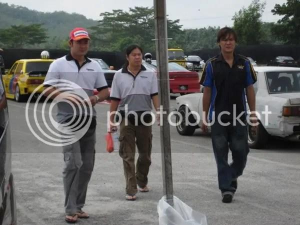 Djan, Ivan and Michael