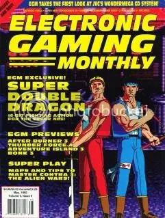 Cover of EGM #34