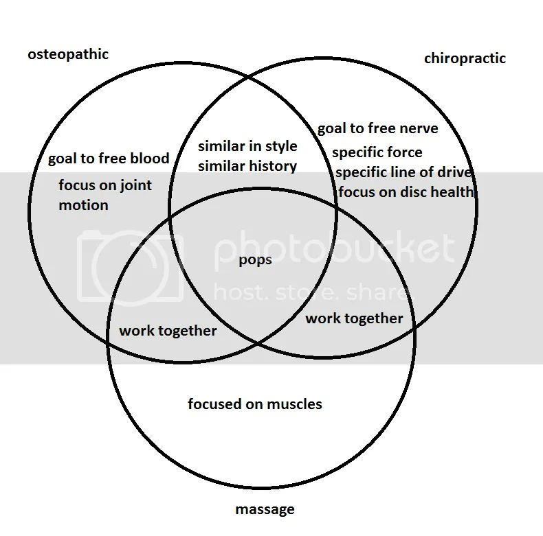 venn diagram of joints
