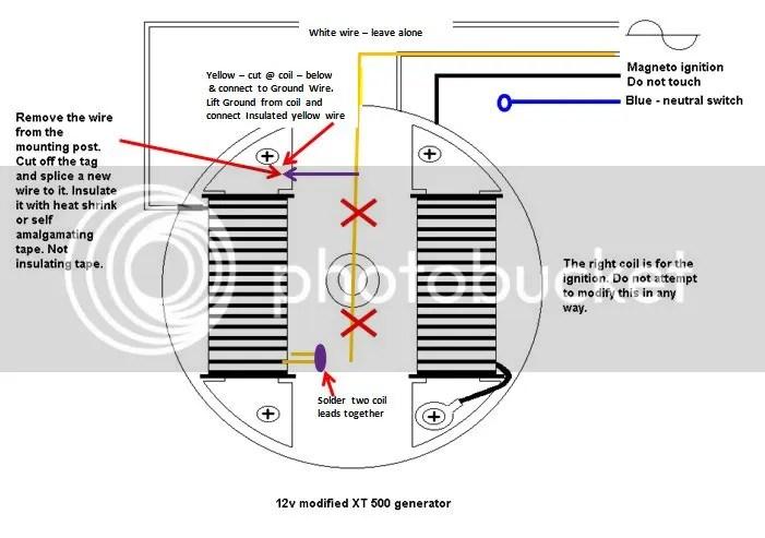 yamaha xt 500 wiring diagram yamaha ttr engine diagram