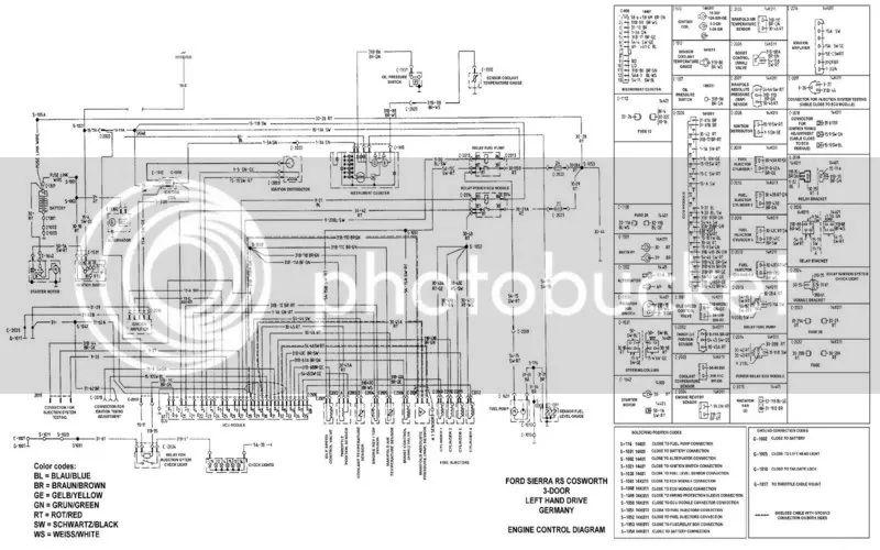 diagram of glanza engine
