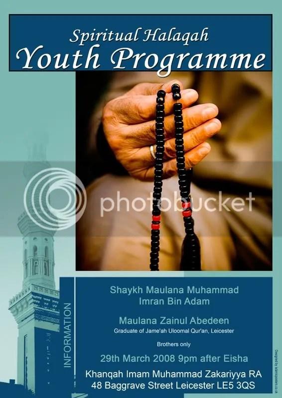 Spiritual Halaqah