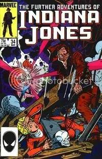 Indiana Jones #34