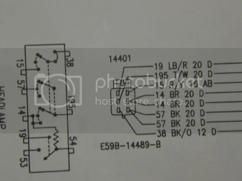 89 Mustang Turn Signal Switch Wiring Diagram, 89, Free