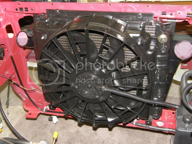 Ford Taurus Fan Wiring Diagram