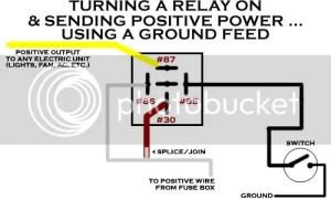 Simple Fog Light Wiring?  HondaTech  Honda Forum Discussion