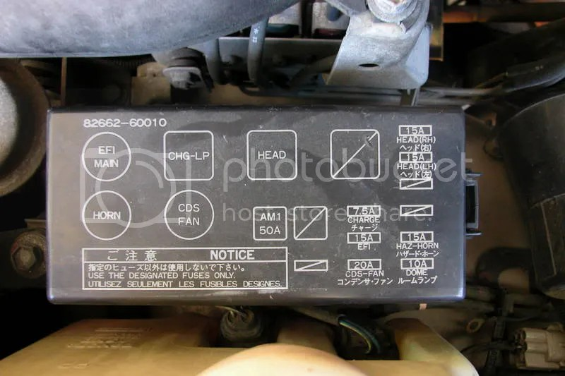 91 Toyota Camry Fuse Box 91 Landcruiser Starting Problem Toyota Nation Forum