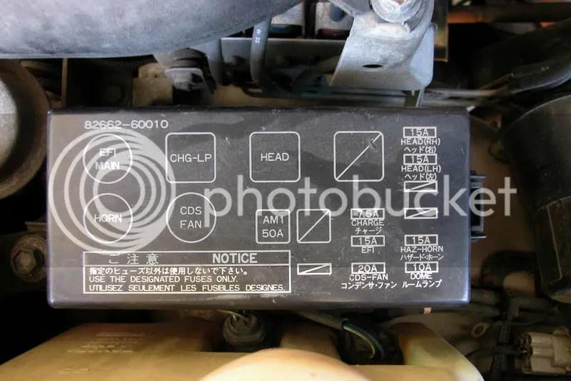 2007 4runner Fuse Diagram 91 Landcruiser Starting Problem Toyota Nation Forum