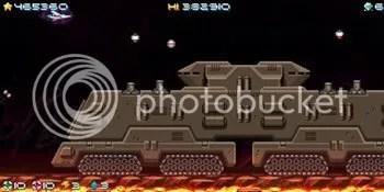 Hydorah - 'Train' boss