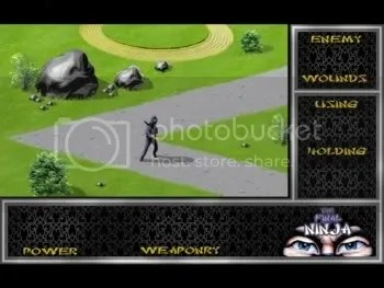 Screenshot - The Last Ninja - PC remake by Smila