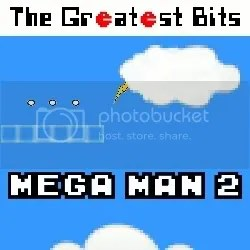 Album Art - TGB 'Mega Man 2'
