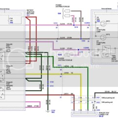 Ford 4 Pin Trailer Wiring Diagram Saturn Ion Factory Harness All Data 13a576 Oem Parts F350