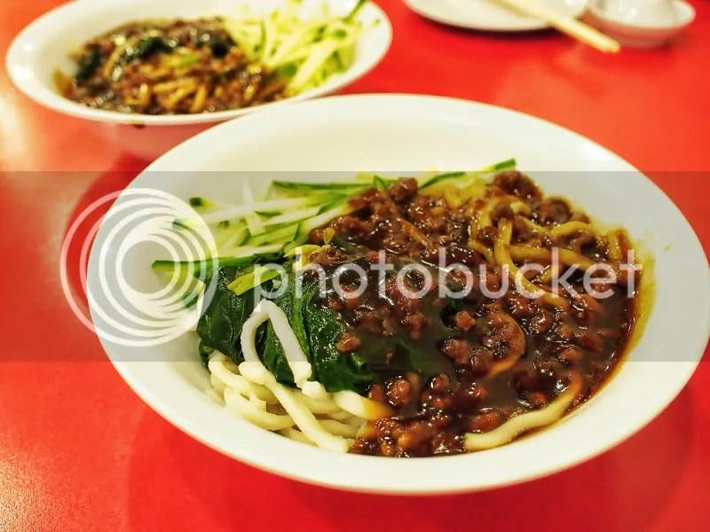 Jing Hua Restaurant Noodles