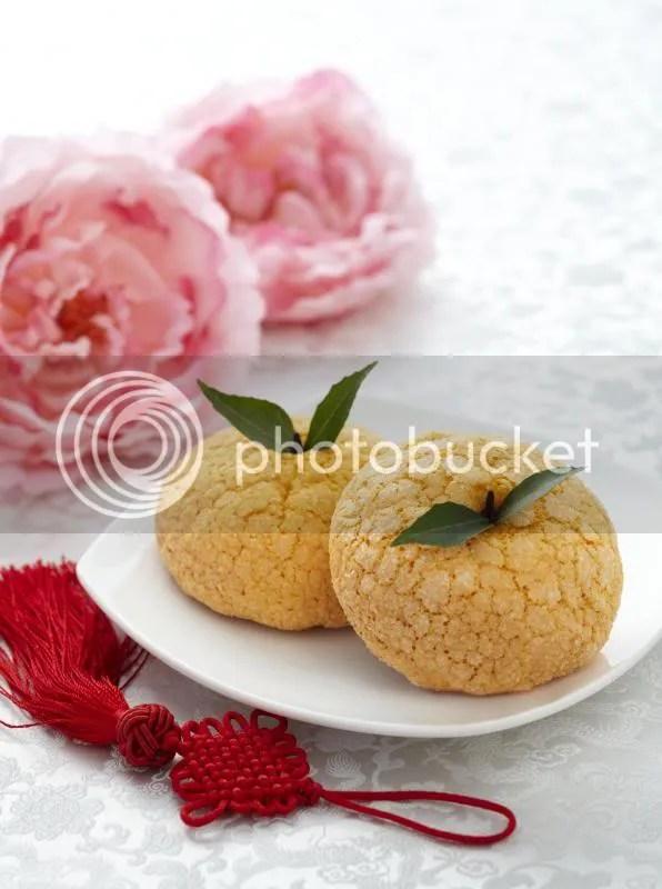 BreadTalk Mandarina Luck