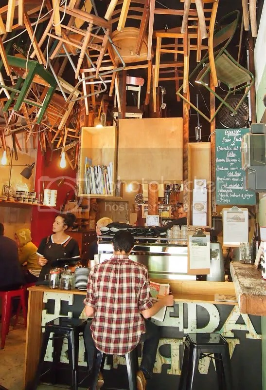 Brother Baba Buddan @ Melbourne CHAIRS