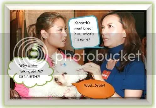 Comic Strip: Catfight!- Bernice vs. Margie (1/4)