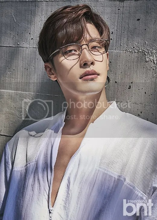 Sung Hoon Does A Pictorial For BNT That Leaves Female