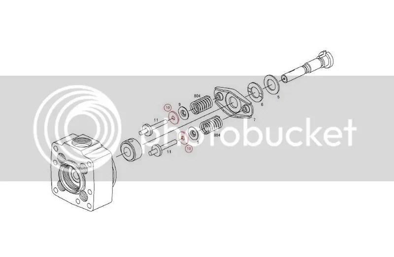Audi 80 Klub Polska [1.9TDI 1Z] Czyszczenie nastawnika