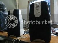The old mercuri speakers