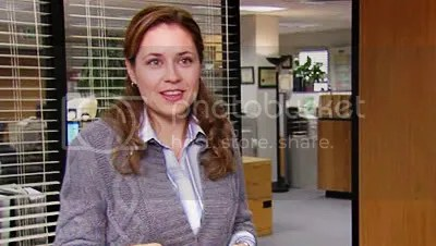 pam's knitted sweater