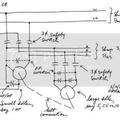 Rotary Phase Converter Wiring Diagram Ford Capri Wiper Motor Designs And Plans You May Wish To Consider A Belted Design Which I First Introduced Here The Schematic Of Is Reproduced Below