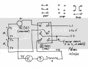 drum switch wiring