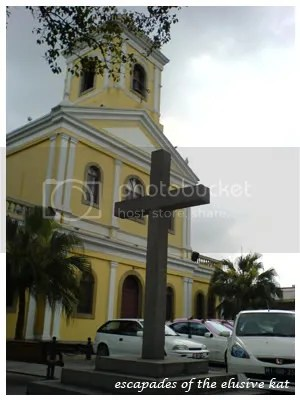 Taipa Church