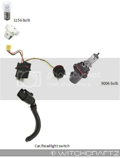 Daytime Runing Lights Bi Xenon Installation Diagram How To Install