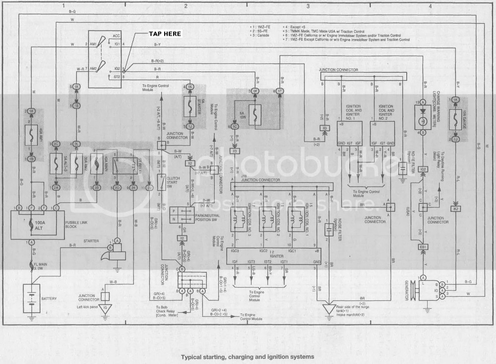 medium resolution of 93 toyota camry radio wiring diagram get free image 1995 toyota camry fuse box diagram 2005