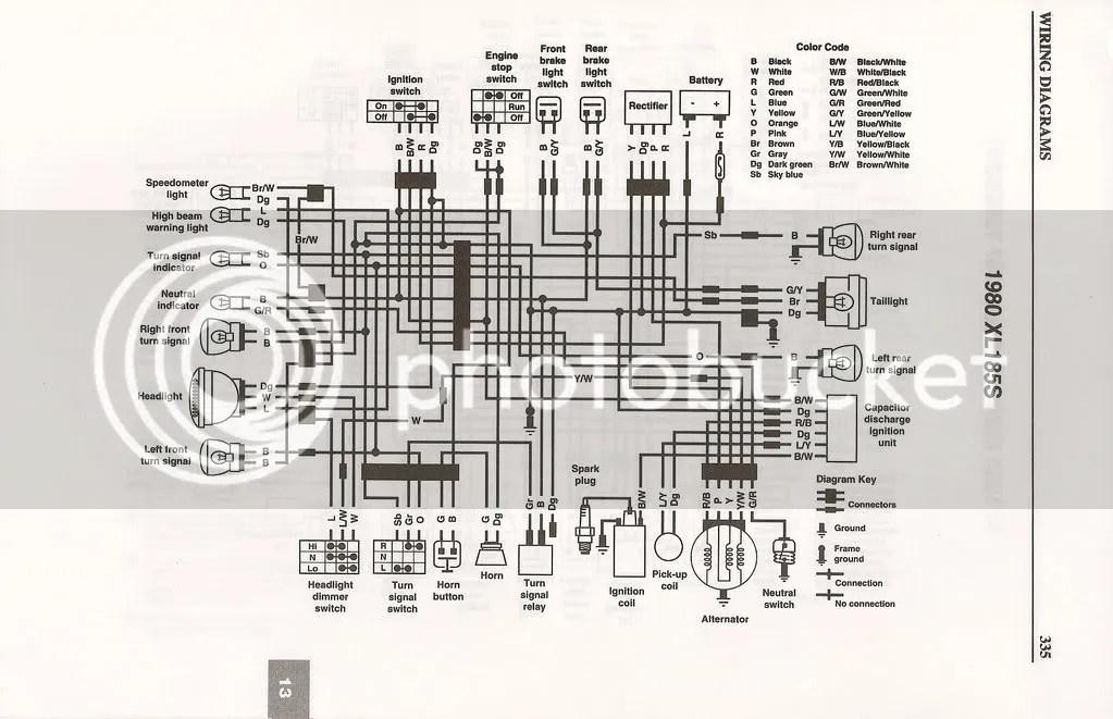 Honda Odyssey Atv Fl250 Wiring Diagram, Honda, Free Engine