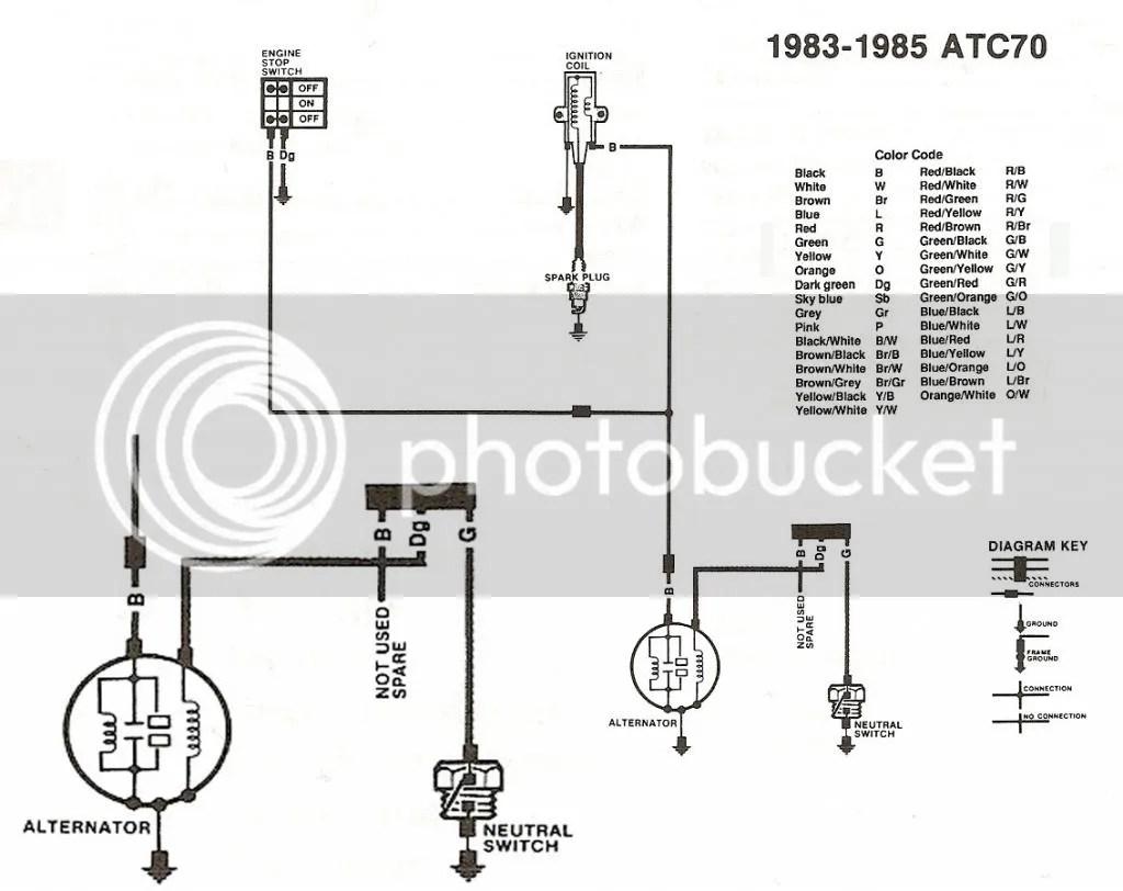 Trx70 Wiring
