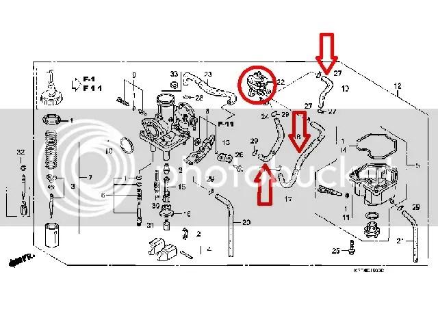 Pin Crf230f Wiring Diagram Crf 150230 Fl Thumpertalk on