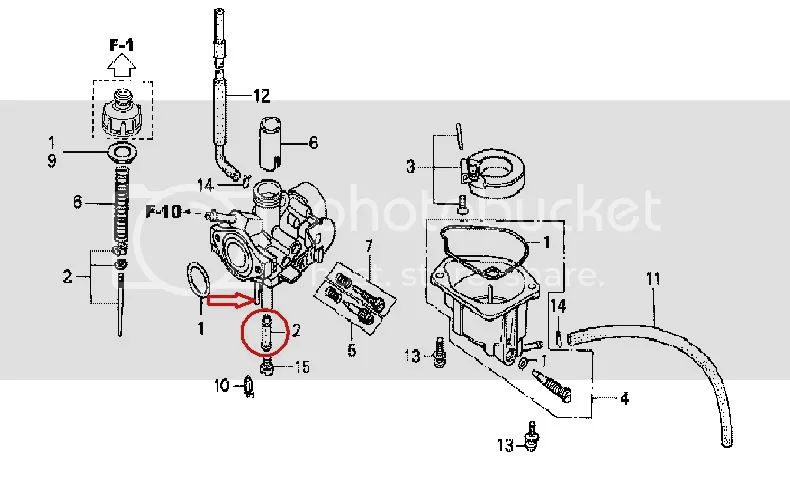 crf50 wiring harness diagram