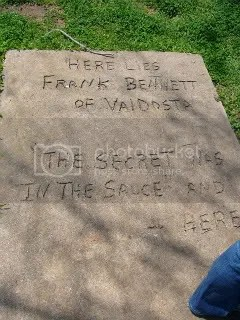 Frank\'s Grave