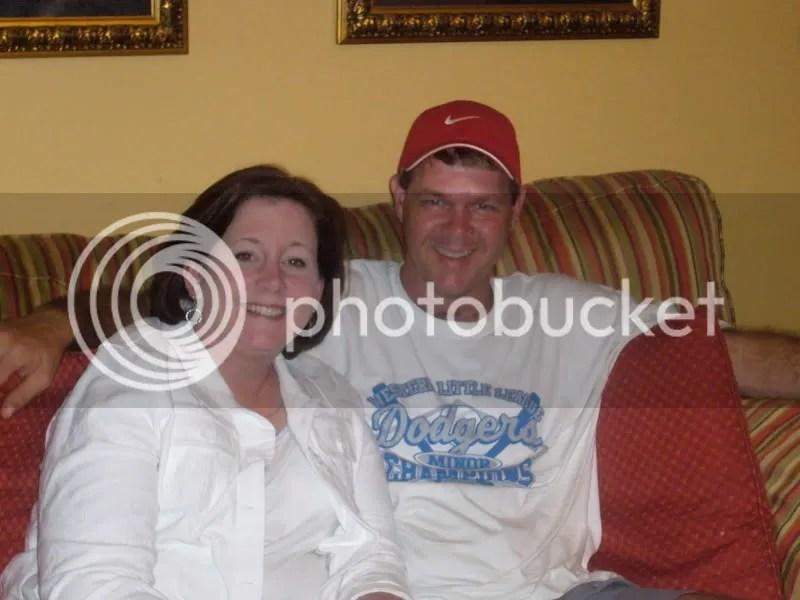 Greg and Jennifer