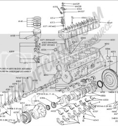 ford straight 6 engine diagram wiring diagram blog basic car diagram 6 cylinder engines [ 1024 x 781 Pixel ]