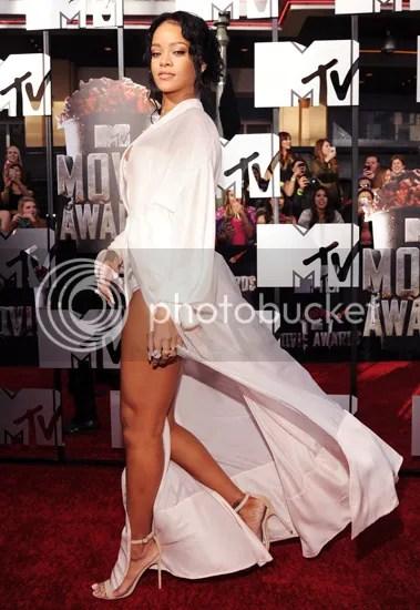 Rihanna MTV Movie Awards 2014