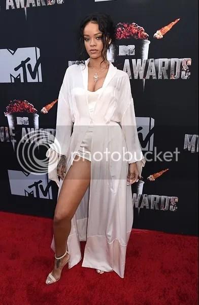 rihanna 2014 MTV Movie Awards